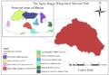 Map showing Jigme Singye Wangchuck National Park.PNG
