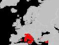Mapa Podarcis siculus.png