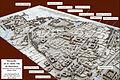 Maquette de la vieille ville de Boukhara (Ouzbékistan) (5691607560).jpg