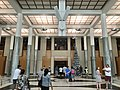 Marble Foyer with Christmas tree, Parliament House, Canberra 01.jpg