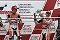 Marc Márquez and Dani Pedrosa 2014 Valencia.jpeg