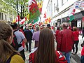 March for Welsh Independence arranged by AUOB Cymru First national march; Wales, Europe 23.jpg