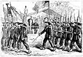 March past of the 'Garibaldi Guard' before President Lincoln, 1861-1865 (c1880).jpg