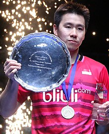 Marcus Fernaldi Gideon won the 2017 All England Open.jpg