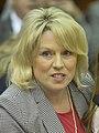 Margaret O'Brien speaking (12106734856) (cropped).jpg