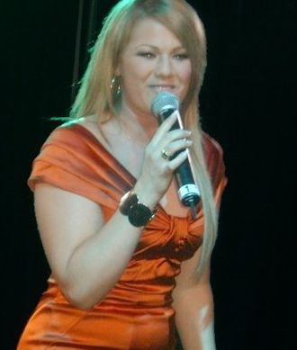 Norway in the Eurovision Song Contest 2008 - Maria Storeng represented Norway in 2008.