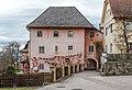 Maria Saal Bischofweg 1 Kanonikatshaus Süd-Ansicht 27112019 7527.jpg