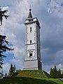 Mariazell - bürgeralpe - Erzherzog-Johann-Warte.jpg