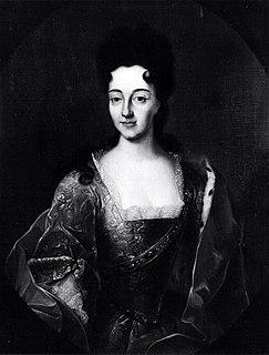 Princess Maria Eleonore of Hesse-Rotenburg Countess