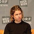 Marie Gamillscheg - Buchmesse Wien 2018 (cropped).JPG