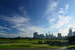 Marina Bay Golf Course at Marina East