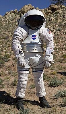 Mark III Space Suit