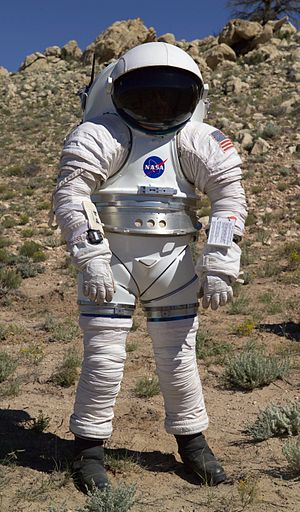 Mark III (space suit) - 230 px