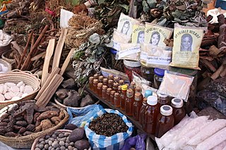 Traditional medicine medicine based on traditional beliefs