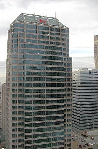 Market Tower - Image: Market Tower, Indianapolis, 2009