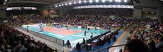 2014 FIVB Volleyball Women's World Championship - Image: Marmi Lanza