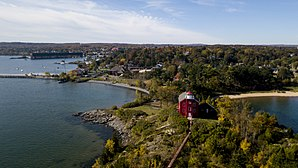 Marquette Harbor Light - Marquette Harbor Light