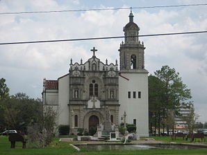 Saint John Bosco church, Marrero, Louisiana