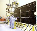 Mars Reconnaissance Orbiter solar panel.jpg