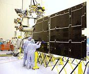 Mars Reconnaissance Orbiter solar panel
