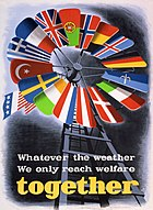 One of a number of posters created to promote the Marshall Plan in Europe, featuring Turkey