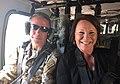 Martha Roby in Afghanistan and Jordan - May 2019 02.jpg