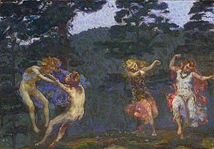 Martin Brandenburg - Round-Dance of the Elves (c.1906/09)