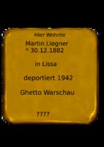 Martin Liegner