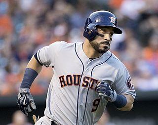 Marwin González Venezuelan baseball player