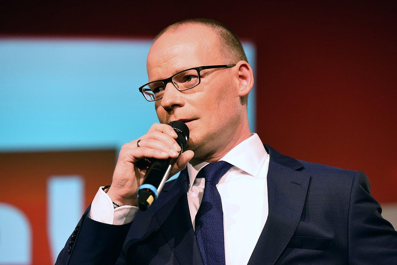 Matthias Höhn bei der Bundestagswahl 2017 Wahlabend Die Linke (Martin Rulsch) 13.jpg