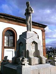 Mausoleum Cape Luis Noval