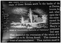 May 1958 COPY OF OLD DRAWING c. 1850 - Fort Frederica, Barracks (Ruins), Saint Simons Island, Glynn County, GA HABS GA,64-FRED,1-18.tif
