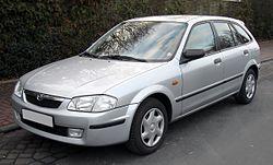 Mazda 323F (1998?2000)