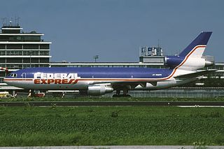 Federal Express Flight 705 attempted suicide hijacking