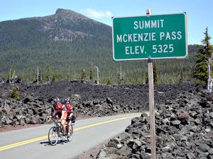 McKenzie Pass - Image: Mc Kenzie Pass OR242