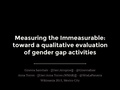 Measuring the immeasurable - toward a qualitative evaluation of gender gap activities.pdf