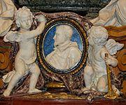 Medallion Ludovico Ludovisi Sant Ignazio