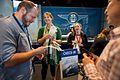 Media Day and Fleet Showcase check-in (26889614091).jpg