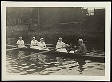 University of Edinburgh Medical Women's 4s in1922