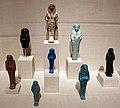 Medio e nuovo regno, gruppo di ushabty, 1859-1213 ac ca.jpg
