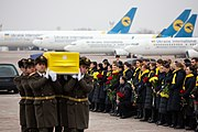 Meeting Bodies of Ukrainian Citizens from PS752 in Boryspil International Airport 21.jpg