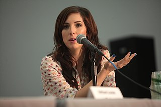 Meghan Camarena American YouTube personality, television host