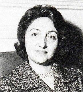 Mehrangiz Dowlatshahi Iranian politician, writer and diplomat
