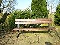 Memorial garden Lower Grainings - geograph.org.uk - 344722.jpg