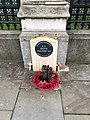 Memorial to PC Keith Palmer on Parliament Square.jpg