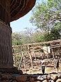 Men outside Ura Kidane Mihret (Church) - Zege Peninsula - Near Bahir Dar - Ethiopia (8679555787).jpg