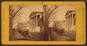 William L. Johnston - Image: Mercantile Library, Philadelphia, Pa, from Robert N. Dennis collection of stereoscopic views