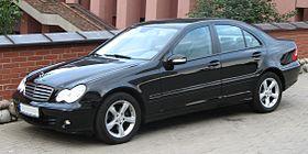 Mercedes Classe C (W203)