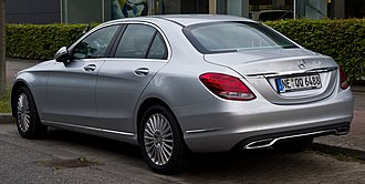 Mercedes-Benz C-Class - Mercedes-Benz C 250 sedan