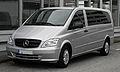 Mercedes-Benz Vito Kombi Extralang 116 CDI BlueEFFICIENCY (V 639) – Frontansicht, 3. Juli 2011, Essen.jpg